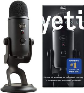 Best Alternatives to Blue Microphones Yeti