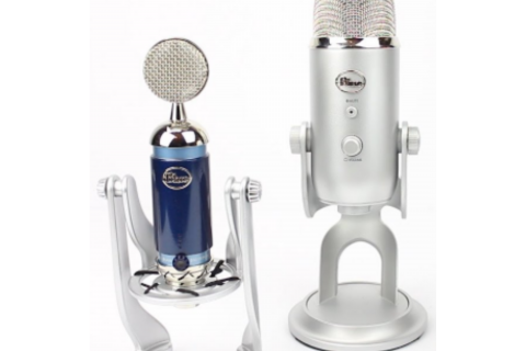 Microphone Spark vs Yeti
